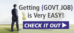 getting a govt jobs easy