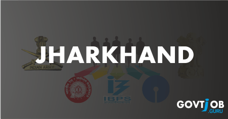 Jharkahnd Govt Jobs