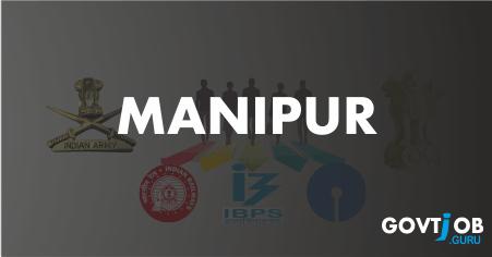 Manipur Govt Jobs