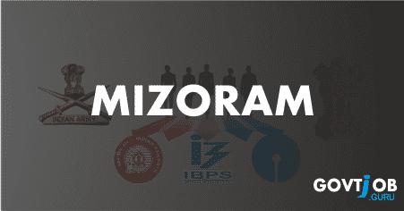 Mizoram Govt Jobs