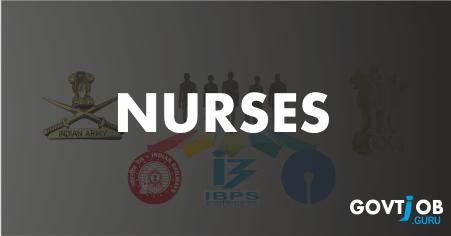 Nurses Govt Jobs