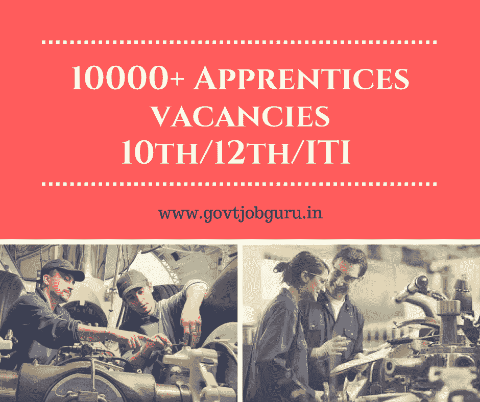 apprentices vacancies