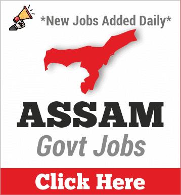 assam govt jobs