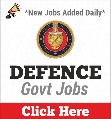 Defence Jobs 2020